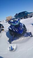 2010 Yamaha Vector GT - Great shape and very low miles!!