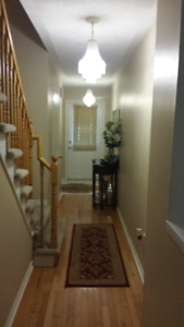 One really amazing female tenant for one super cool townhouse!