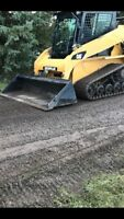 Skid Steer Snow Removal Services