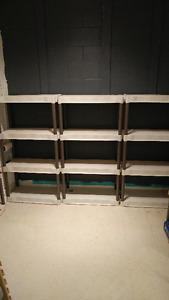 Retail Shelving Space For Monthly Rent