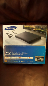 Samsung blue ray disc player DVD player