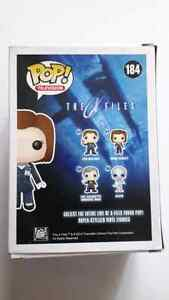 X-Files Dana Scully POP Vinyl figure with box St. John's Newfoundland image 2