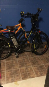 E-ride electric bike -1200 or best offer