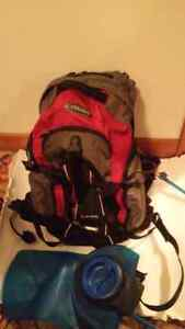 Camelbak Backpack with hydration bladder