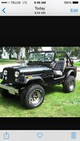 1976 Jeep CJ7 CERTIFIED!!!!