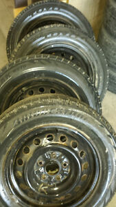 205 65 15 Toyota Winter tires
