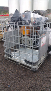 Water Tote cages 70$ each