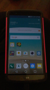 LGG3 phone locked to Rogers