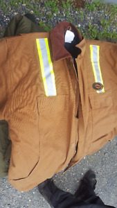 Carhart Winter Jacket         SIZE XXL
