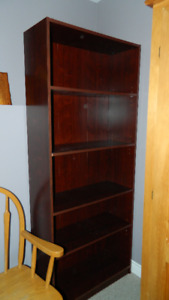 $100.00 Shelf Bookcase all 3