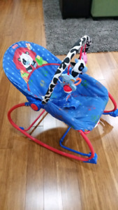 Chaise bébé enfant convertible baby toddler chair Fisher Price