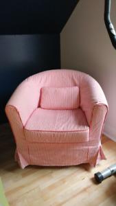 Housses (2) de fauteuils Tullsla Ikéa