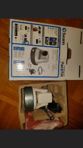 Swann Pan and Tilt Security Camera
