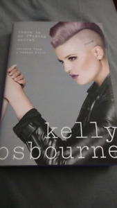 Kelly Osbourne hard cover book