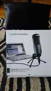 Micro d'enregistrement pour studio