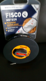 Whitecote steel measuring tape