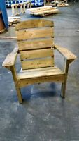 Hand Made, made to order Muskoka chairs for sale!!