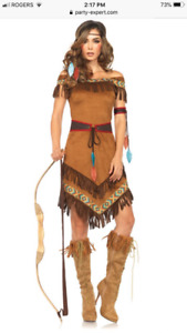 Costume d'Halloween Native Princess M/L (Party expert)