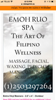Emoh Ruo Spa (The art of Filipino Wellness)