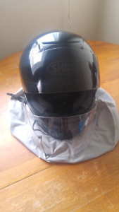 Shoei TZ-R helmet size XL