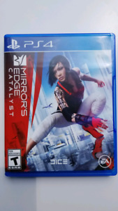 Mirror's Edge Catalyst for PS4, mint