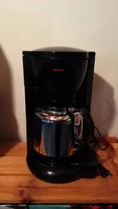 PHILIPS 8-cup coffee maker