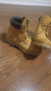 Wheat timberlands PERFECT CONDITION CHEAP boots