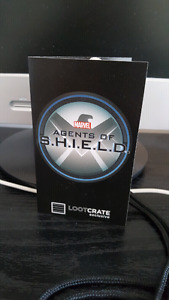 Lootcrate Exclusive Marvel Agents of Shield Official Lanyard