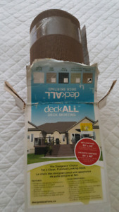 Deck Skirting - Never Used!