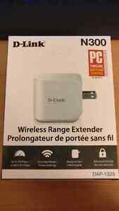 D-Link Wireless Range Extender Edmonton Edmonton Area image 1