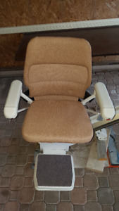 Stannah stairlift chair lift