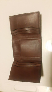 American Eagle Leather Wallet