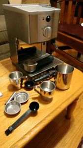 Breville Cafe Coffee Machine