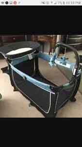 Playpen hardly used and cared for.