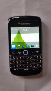 Blackberry Bold 9700 excellent condition 25$