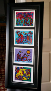 Norval Morrisseau Limited Edition