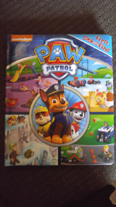 New Paw Patrol Look and Find