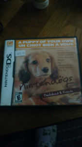 Mint condition Nintendogs