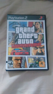 Grand theft auto liberty city stories for ps2