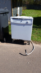 Free dishwasher for parts