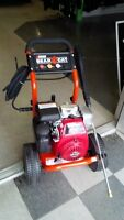 2700 psi gas powered honda pressure washer ONLY $499 Moncton New Brunswick Preview