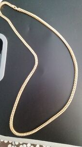 nice 10k chain weight is 41 grams only 1350$
