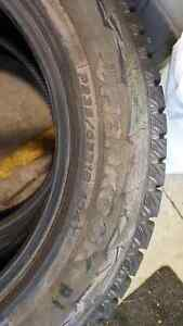 Winter Tires 235/65r18 Studded