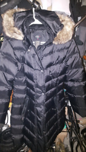 New UTEX down filled woman's parka