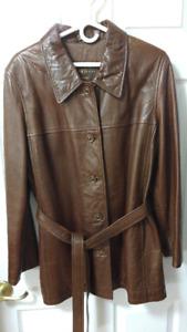 Soft lamb leather jacket **********