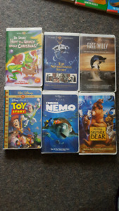 6 Awesome VHS Tapes
