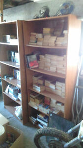 Large Book Shelves