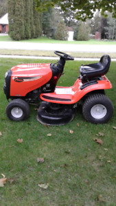 Lightly used Ariens lawn tractor