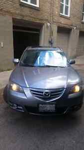 2004 mazda 3s AS-IS