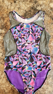 Girl's gymnastic suit size 14